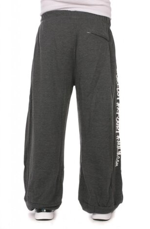 WPF World Parkour Familiy Parkour sweatpants in olive green, chocolate brown, grey melange