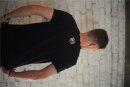 UNTAMED Logo T-Shirt black