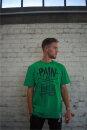 """PAIN IS NOT IMPORTANT!"" Parkour Life Shirts in verschiedenen Farben!"