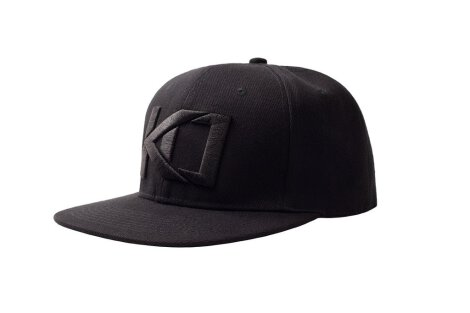KO Cap night mission black on black!