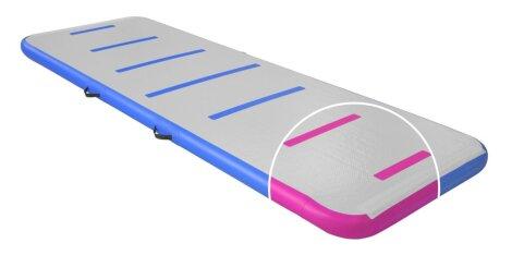 AirTrack Dispositif dentrée de gamme Airfloor 3m x 1m x 0.1m