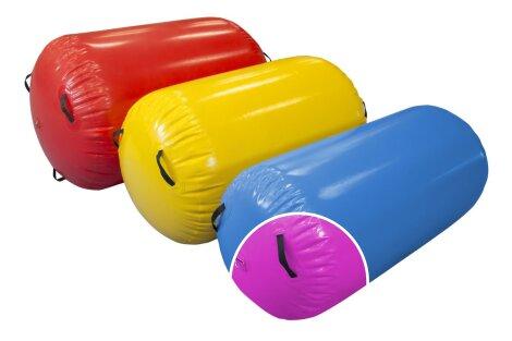 AirRoll FlicFlac Ayuda accesorio Airtrack - azul, rosa, amarillo, rojo - ¡diferentes tamaños!