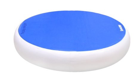 AirSpots airfilled mini trampolines mini airtracks S, M, L – diverse sizes!