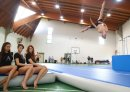 AirTrack professional airfloor tumbling track P3 30cm high 2m wide