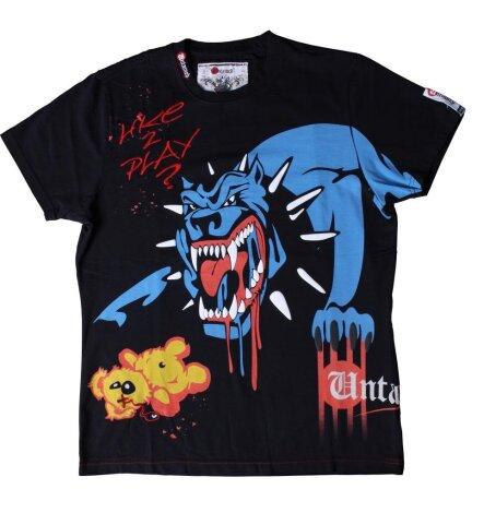 Camiseta UNTAMED Perroloco talla XL
