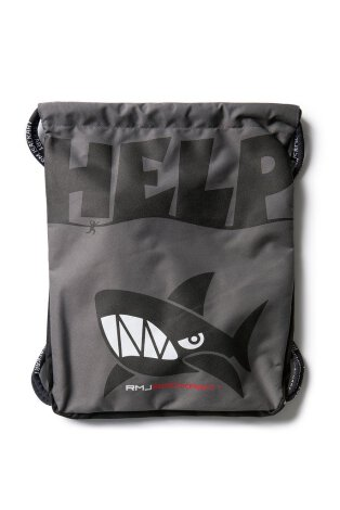 Sackbag Shark minimal lightweight gymsack
