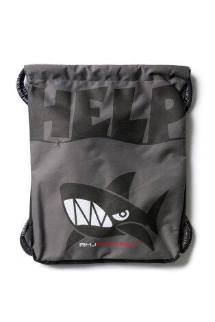 Mochila de saco Shark bolsa de deporte mínima