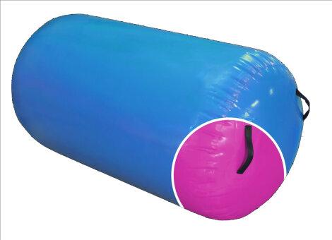 AirRoll blue und pink -  Ø 60cm x 120cm